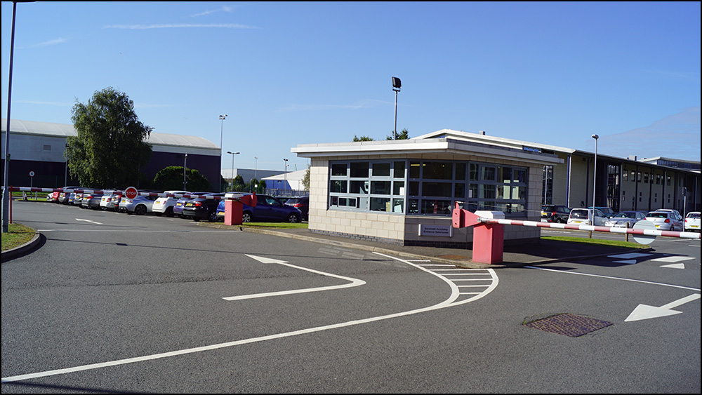 Match Day Parking Sandwell Academy